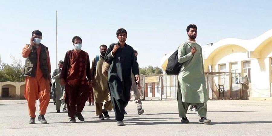 بازگشت روزانه 1500 مهاجر از ایران به افغانستان + گزارش تصویری