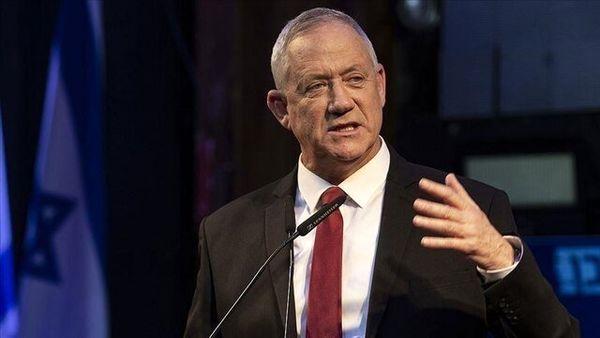 هشدار گانتس نسبت به پیروزی نتانیاهو در انتخابات