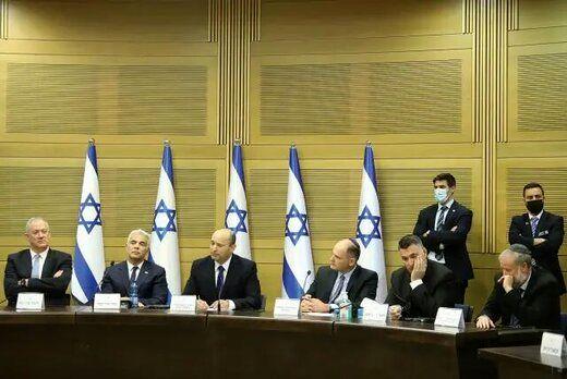 جلسه ضدبرجامی بنت با وزیرانش