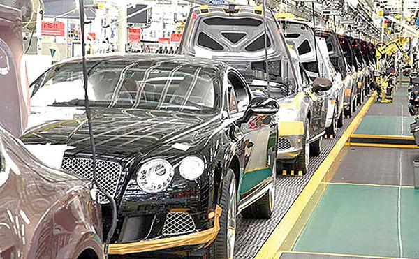 بحران در خودروسازی انگلیس