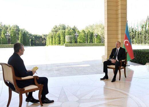 آمادگی رییس جمهور آذربایجان برای مذاکره