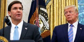 وزیر دفاع آمریکا استعفانامهاش را آماده کرد
