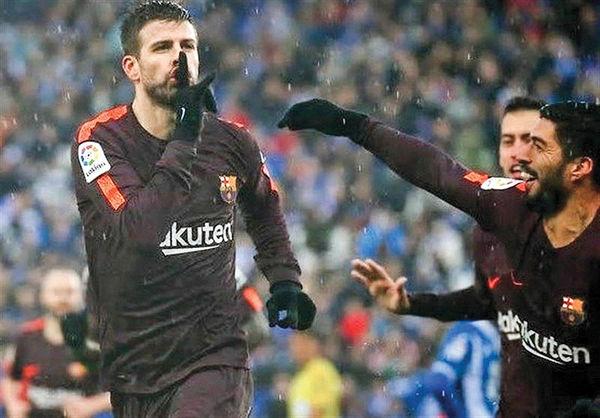 لازم بود هواداران اسپانیول را ساکت کنم!