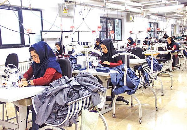دولت از صنعت پوشاک حمایت کافی نمیکند