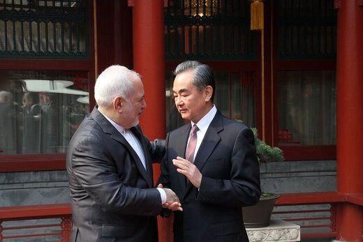 ظریف سال نوی چینی را تبریک گفت