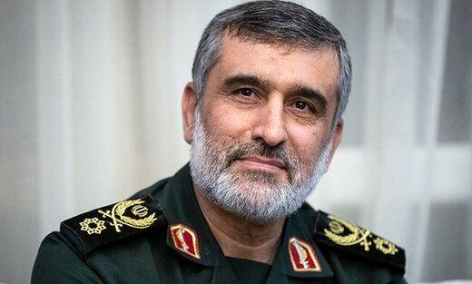 سردار حاجی زاده: فناوریهای روز دنیا را برای تولید موشک و پهپاد در اختیار داریم