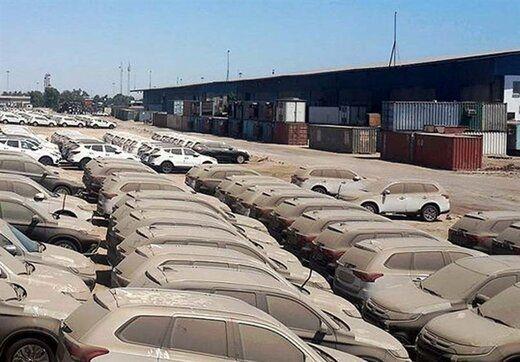 پیشنهاد گمرک برای ترخیص خودروهای وارداتی