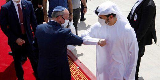 اسرائیل از امارات عذرخواهی کرد