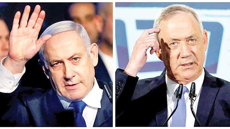 اسرائیل به ایستگاه سومین انتخابات رسید