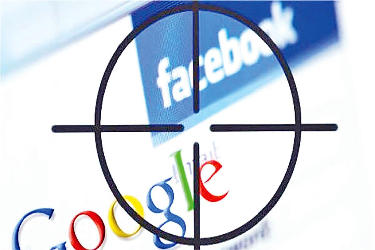 فیسبوک و گوگل تبلیغات کلاهبردارانه را حذف نمیکنند