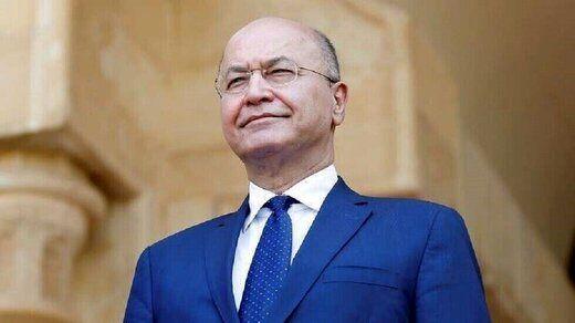 برهم صالح: بایدن از دوستان عراق است