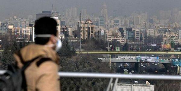 هشدار هواشناسی نسبت به ورود آلایندهها به تهران