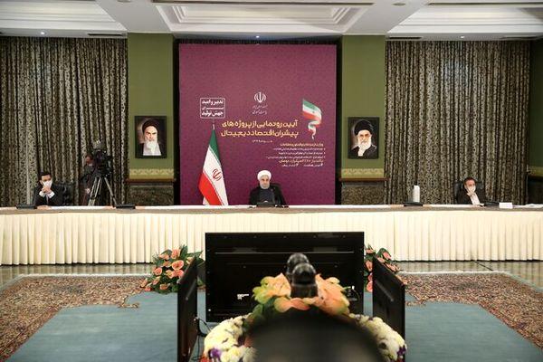 روحانی: با شیوههای سنتی نمیتوان با فساد مبارزه کرد