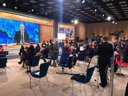 پیشنهاد پوتین برای مذاکره با بایدن