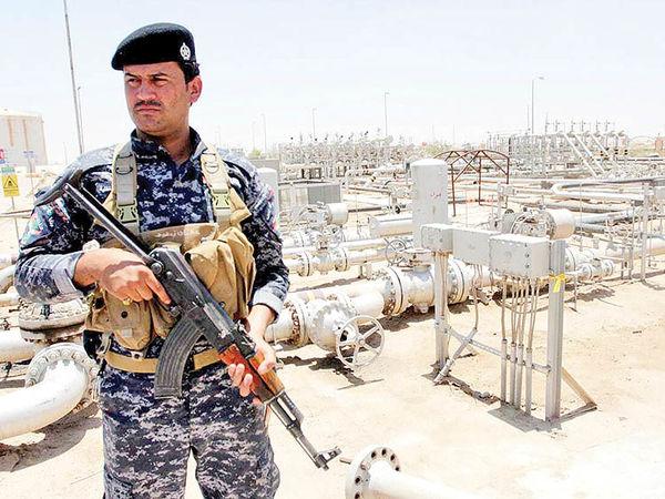 مصائب نفتی عراق