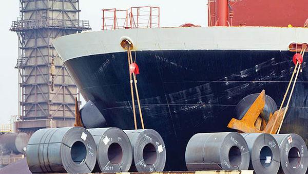 خلأهای صادراتی فولاد در سال 98