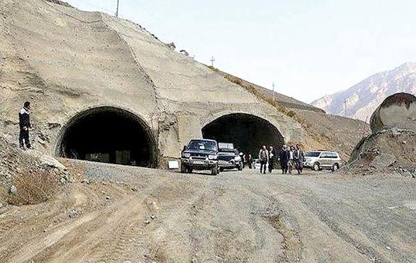راهاندازی تونلهای اصلی آزادراه تهران-شمال تا پایان دولت دوازدهم