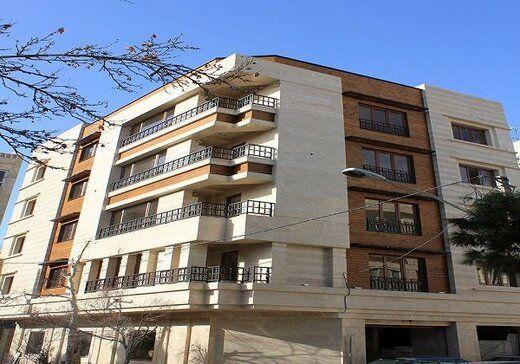 قیمت آپارتمان های کوچک متراژ در پایتخت