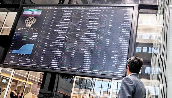 عقبگرد سهام  در 29 صنعت