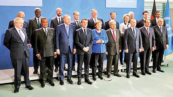 توافق بزرگان در برلین