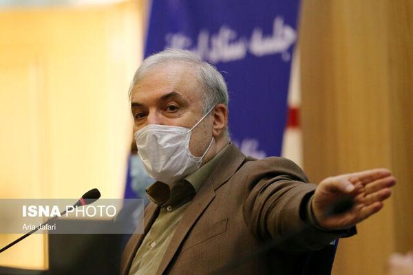 هشدار وزیر بهداشت: هفته آینده نقشه کشور به سمت سیاهی خواهد رفت
