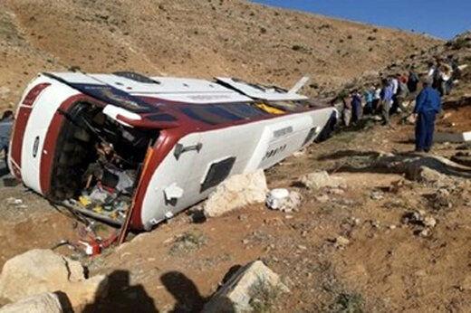 اطلاعیه پلیس درباره حوادث اتوبوس خبرنگاران و سربازان