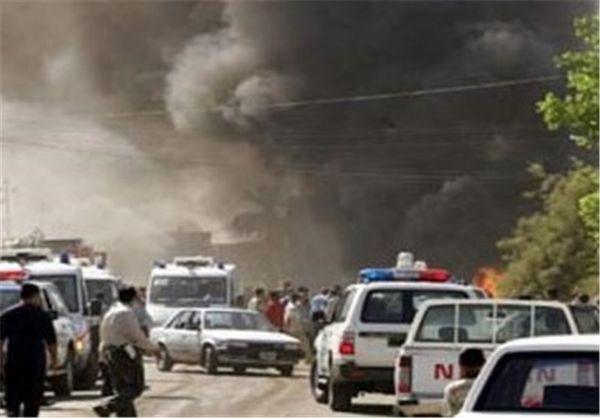 انفجار مهیب در جنوب بغداد