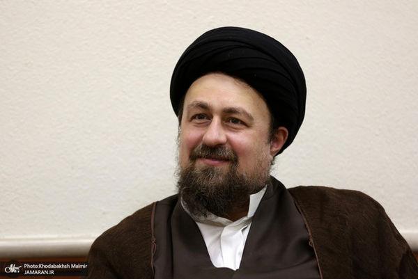 تبریک سید حسن خمینی به حسن یزدانی