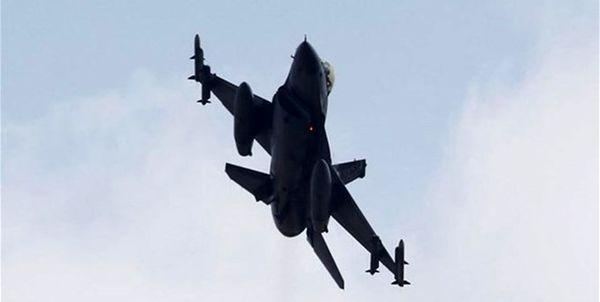 پرواز جنگندههای اف-16 ترکیه بر فراز جزایر یونان