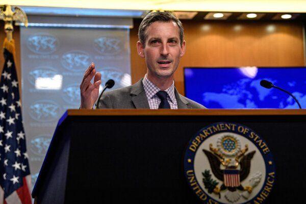 بیانیه آمریکا بعد از دیدار با مقامات طالبان