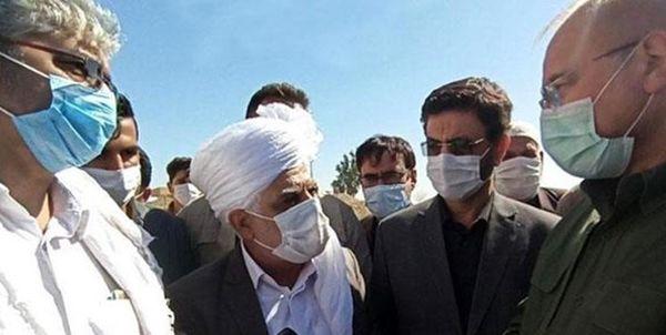 توضیح قالیباف درباره علت حضورش در سیستان و بلوچستان