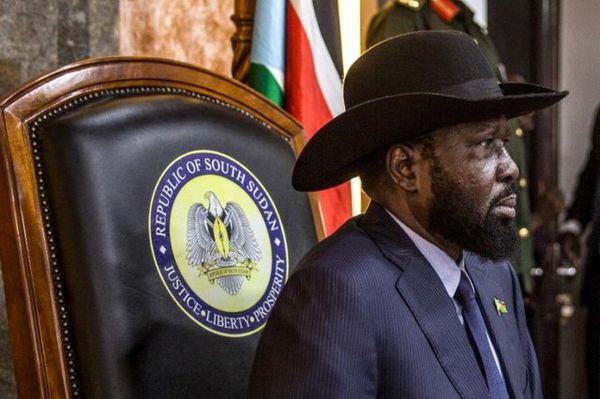 پارلمان سودان جنوبی منحل شد