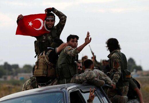 اعزام نیروهای ترکیه از سوریه به افغانستان
