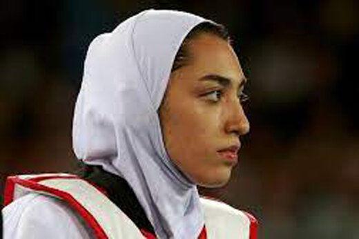 کیمیا علیزاده سهمیه المپیک را از دست داد