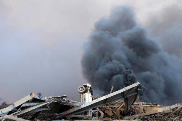 آمریکاییها در انفجار بیروت نقش داشتند؟