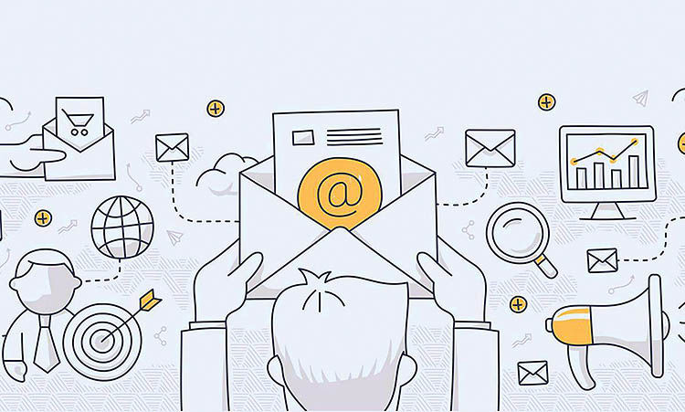 چطور زمان کمتری صرف بررسی ایمیلها کنیم؟