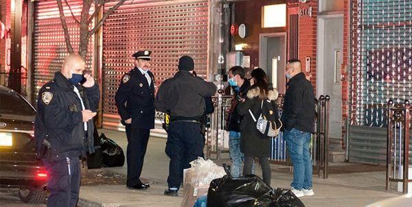 1 کشته و 3 زخمی بر اثر حادثه چاقوکشی در نیویورک+عکس