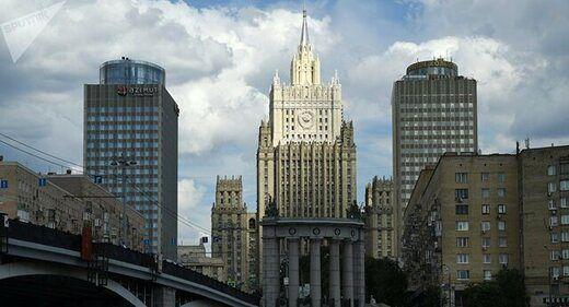 واکنش روسیه به دخالت آمریکا در امور این کشور