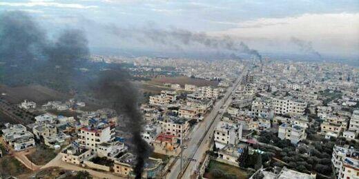 درگیری نیروهای روسیه و ترکیه در سوریه