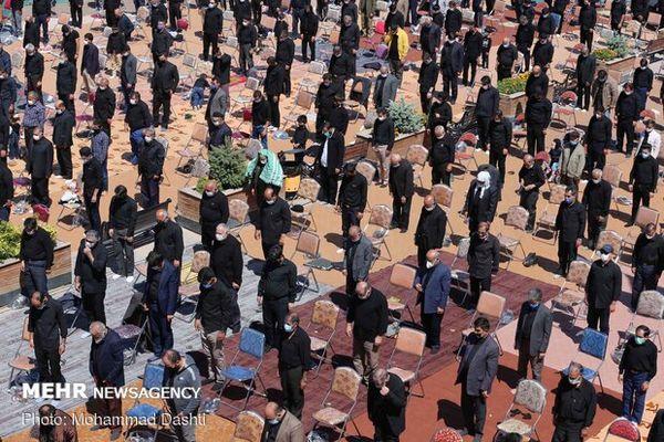 نماز ظهر عاشورا در تهران برگزار می شود؟