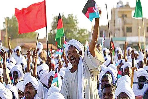 خشونتهای سیاسی در سودان