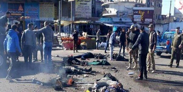 شناسایی عاملان عملیات تروریستی بغداد