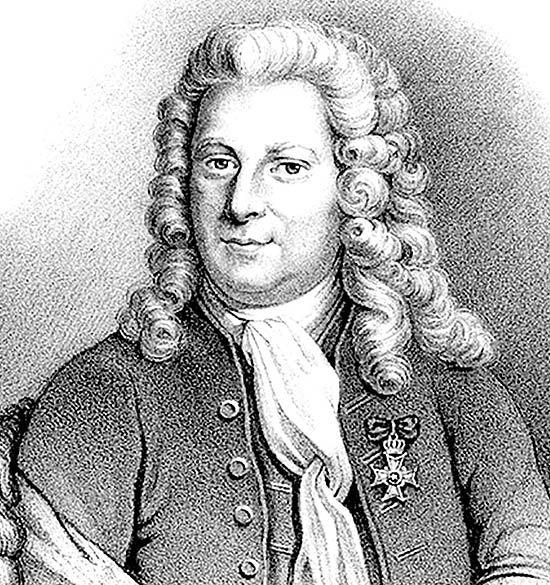 یوناس آلسترومر از پیشگامان کشاورزی و صنعت سوئد