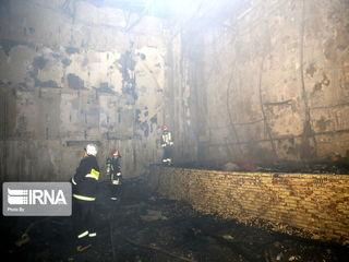 آتشسوزی در سینما بهمن شیراز