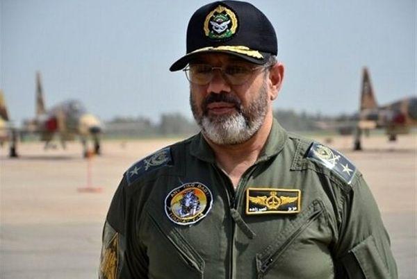 امیر نصیرزاده: به دشمن اجازه تهدید و تعدی نخواهیم داد