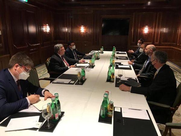 مذاکره روسیه و آمریکا در وین درباره احیای برجام و لغو تحریمهای ایران