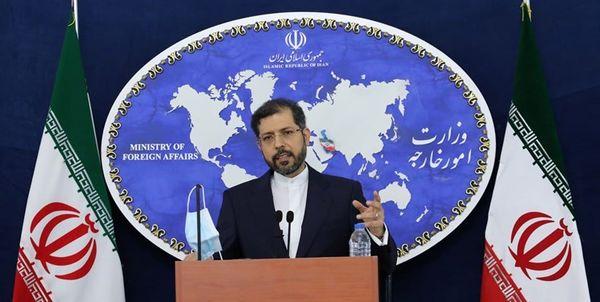 خطیبزاده: آذربایجان اجازه ندهد مرزهایش مورد سوء استفاده علیه ایران قرار بگیرد