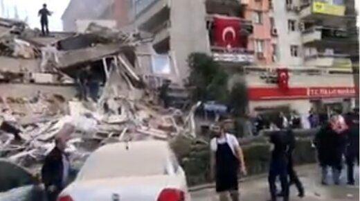 آخرین جزئیات از زلزله ترکیه