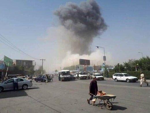 تعداد کشتههای حمله خونبار داعش در افغانستان به ۵۰ نفر رسید