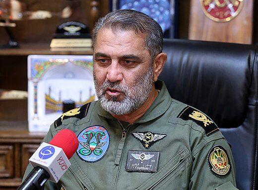 امیر قربانی: وزارت دفاع در حوزه سامانههای موشکی نقطه زن بسیار خوب عمل کرد